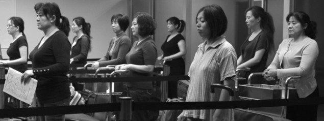 Chen Chieh-jen: Empire's Borders I, 2008-09, film, 26.50 min. Foto: Brandts.