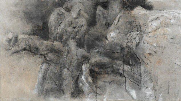 Tine Hind: Mod lyset, 2012. Foto: Thomas Knoop