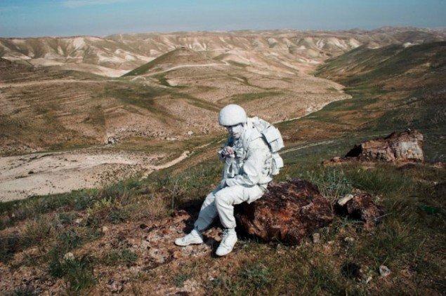 Jerusalems omfavnende bjerglandskab. Foto: Alex Janetzko