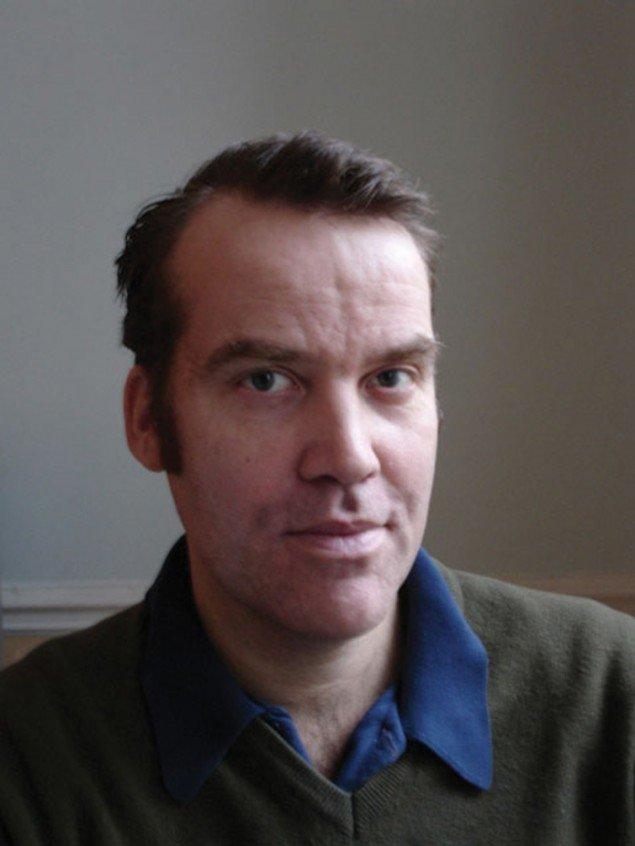 Lars Arrhenius. Pressefoto.