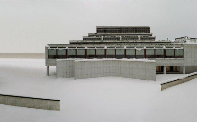 KUNSTEN, Aalborg, 2012, (lambdaprint). Pressefoto.