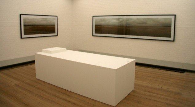 Installationsfoto, Skagens Museum, 2010. Pressefoto.