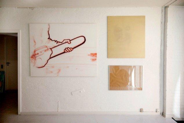 Jesper Olsen. Foto: Charlotte Fogh Gallery.