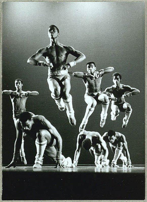 Troy Game Koreografi Robert North Dance Theatre of Harlem, 1985