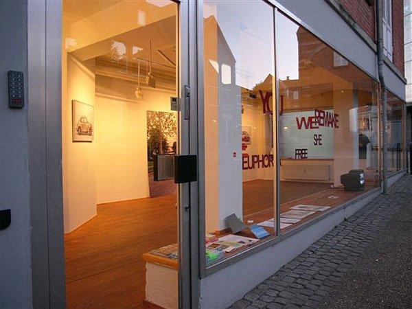 Udstillingsfotos fra Senko Studio. Foto: Hans Henrik Jacobsen.
