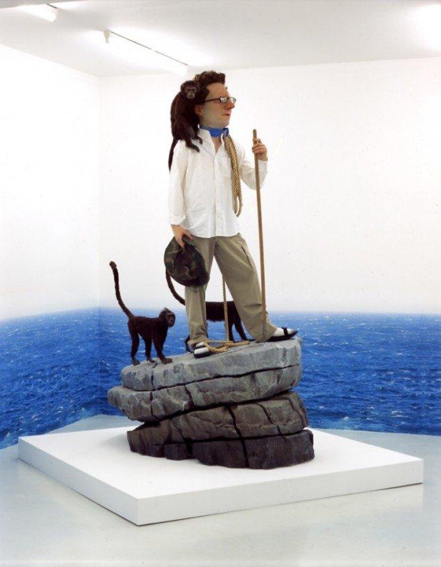 The Wanderer, 2001. Pressefoto: ARoS.