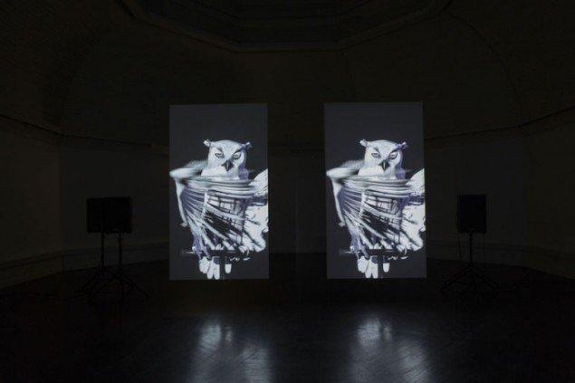 Ann Lislegaard: Untitled, 2012. (Foto: Lior Zilberstein)