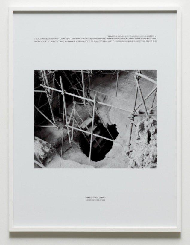 Time of the Hashshashin # 6 (2009), Selenium toned gelatin print. Courtesy: Galleri Nicolai Wallner, Copenhagen, DK. Foto: Anders Sune Berg.