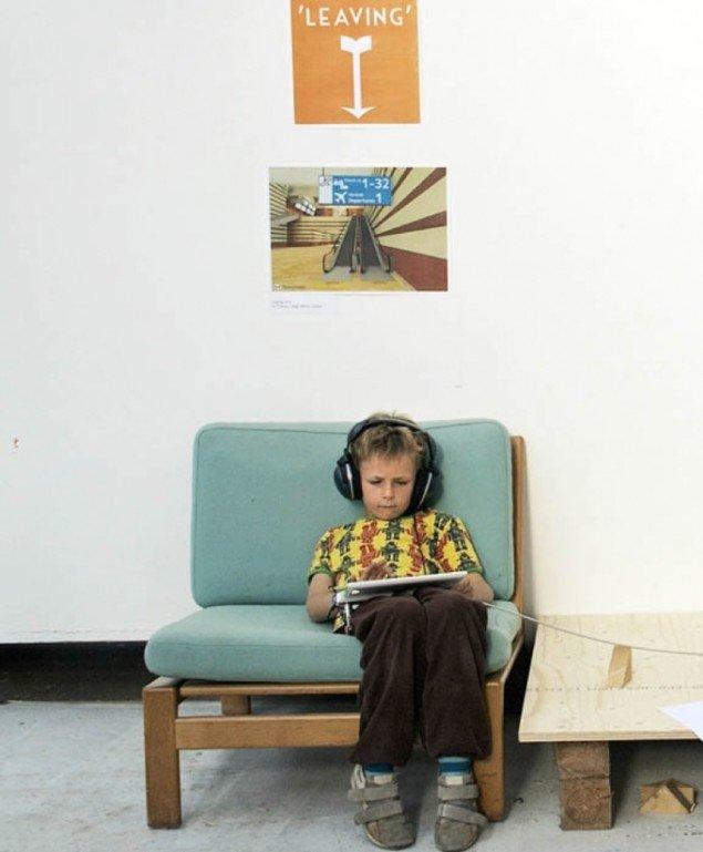 Foto fra Haandholdts messestand. Foto: Maria Desirée Holm-Jacobsen.