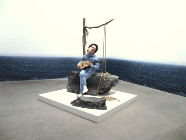 Tony Matelli: Reverie, 2001. Foto: Ole Bak Jacobsen.