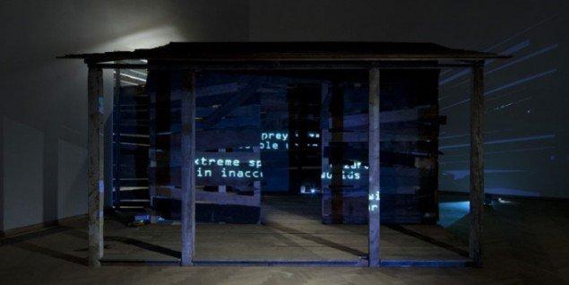 Joachim Koester: Installationsfoto, 2012. (Foto: Anders Sune Berg)