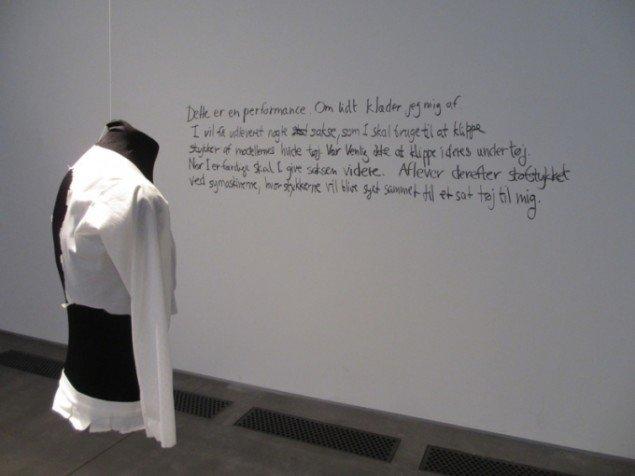 Per Callesen og TEKOs bidrag. Foto: Ole Bak Jakobsen