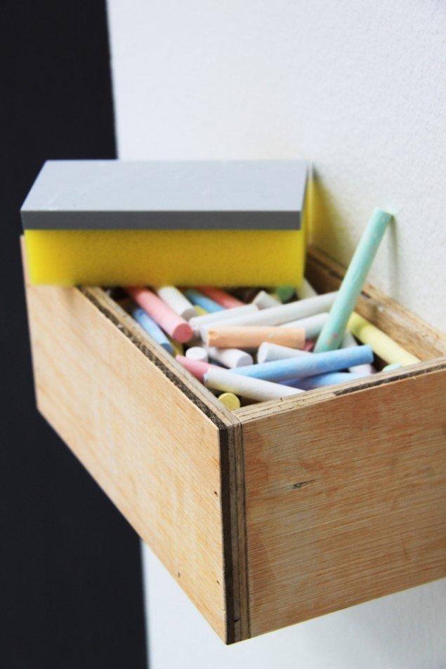Carlos Motta, chalk box. Pressefoto