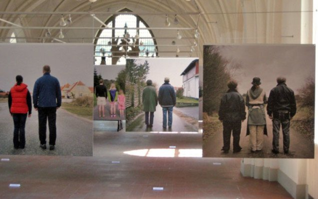 Udstillingsvue fra Kunsthallen Nikolaj. Foto: Pernille Rom