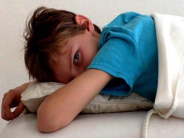 Søren Martinsen: Video still fra Children of the New Age, 2010. Man følger Kristoffer, hvis mor mener, at han er et mirakelbarn med særlige evner.