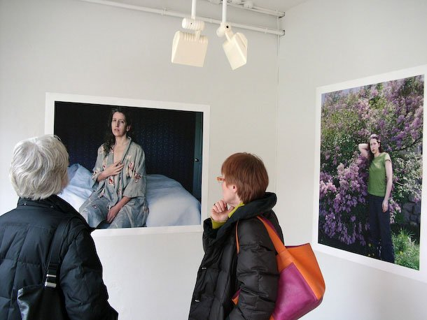 Now showing at Senko: Laura Heyman.