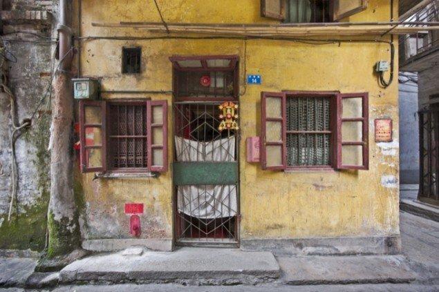 Fredrik Marsh har fotograferet det byggede miljø i Kina. Her ses et foto fra serien To Those Who Come After, 2008 - 2009.