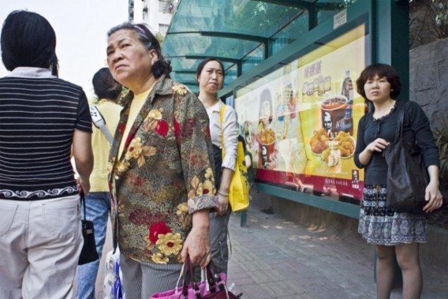 Fredrik Marsh har fotograferet serien To Those Who Come After, 2008 - 2009, i Kina.