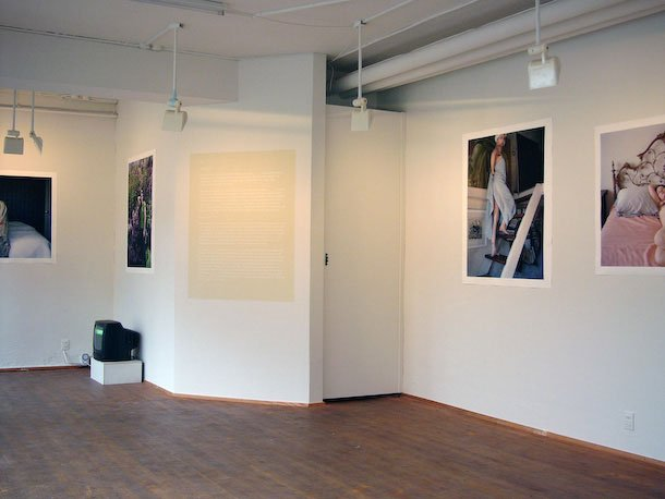Exhibition view. Laura Heyman. Foto: Kurt Nielsen