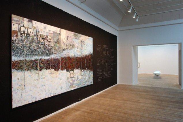 Christian Schmidt Rasmussens værk Apokalypse, 2012. Foto: Jens Møller