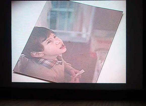 Vladimir Tomic, still fra videoen Echo, 2005. Foto: Aukje Lepoutre Ravn.