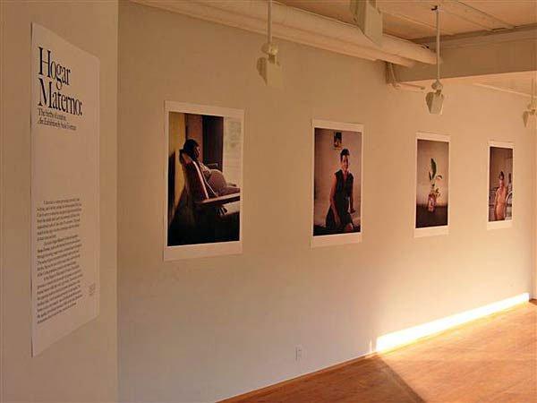 Udstillingsviews fra Senko Studio. Foto: Hans Henrik Jacobsen.