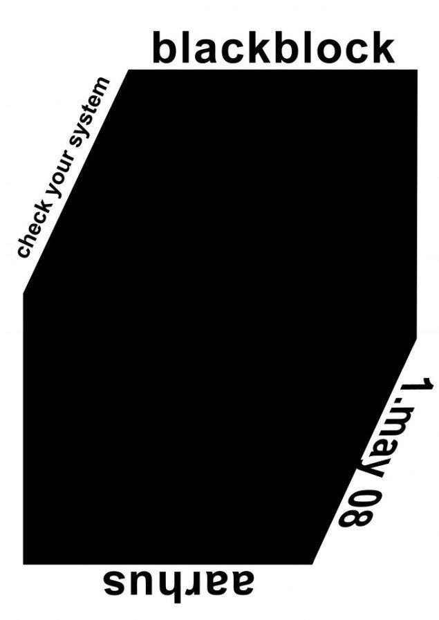 Blankeer: Poster.