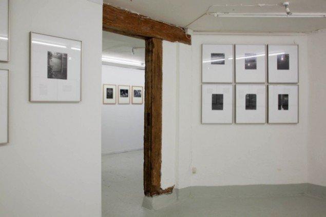 Udstillingsview fra The Images of Michael Somoroff and August Sander. Foto: Morten Barker