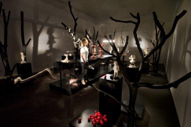 Installationsbillede. Foto: Per Morten Abrahamsen