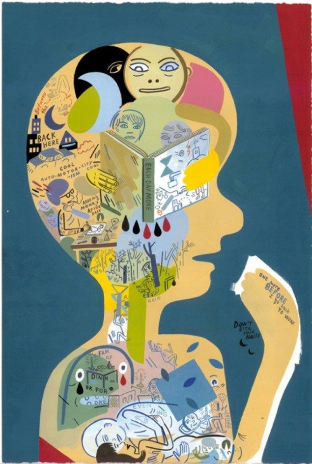 Jason Jägel: Behavioral Automatism, 2012. Pressefoto