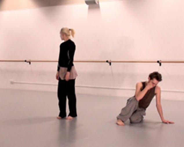 Gudrun Hasle Performing my Relationship, 2008. (Pressefoto)