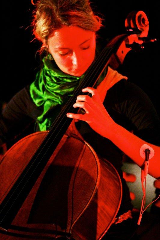 Quiet Ensemble Allegoria 2012. (Foto: Jeppe Gade Hvirvelkær)