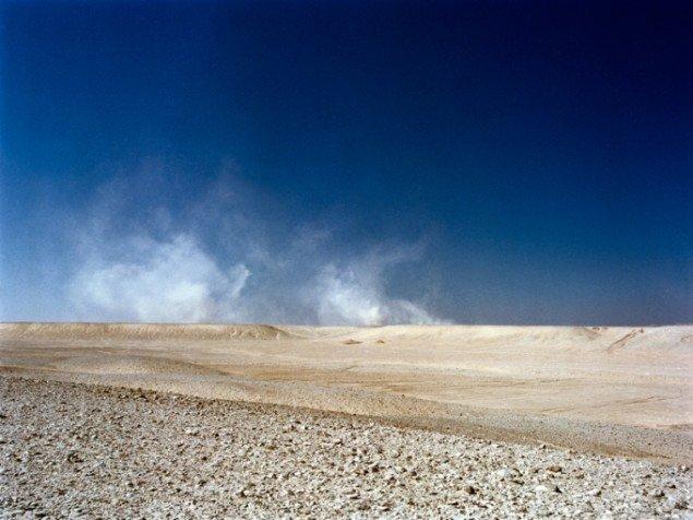 Renunciation, 1998-2002, 90 x 110 cm., edition på 3. Pressefoto.
