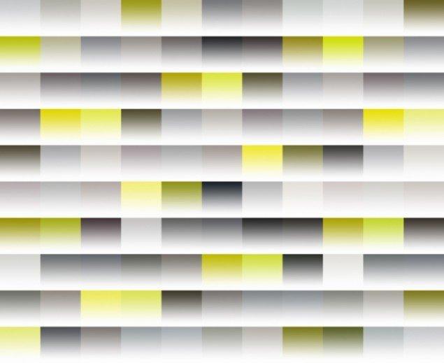 Just Noise, 2012, 180 x 220 cm. Pressefoto.