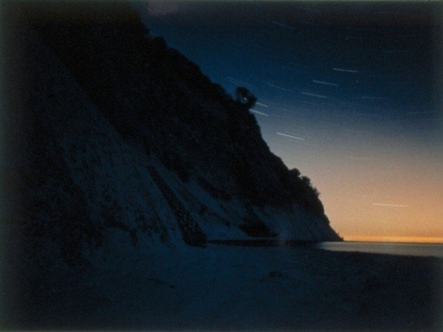 Nat, 1998, 50 x 60 cm., edition på 5. Pressefoto.