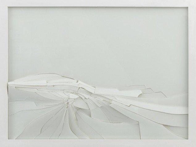 Anna Mlasowsky: Atlas, 2012. Foto: Sven Claus, Fotografisch