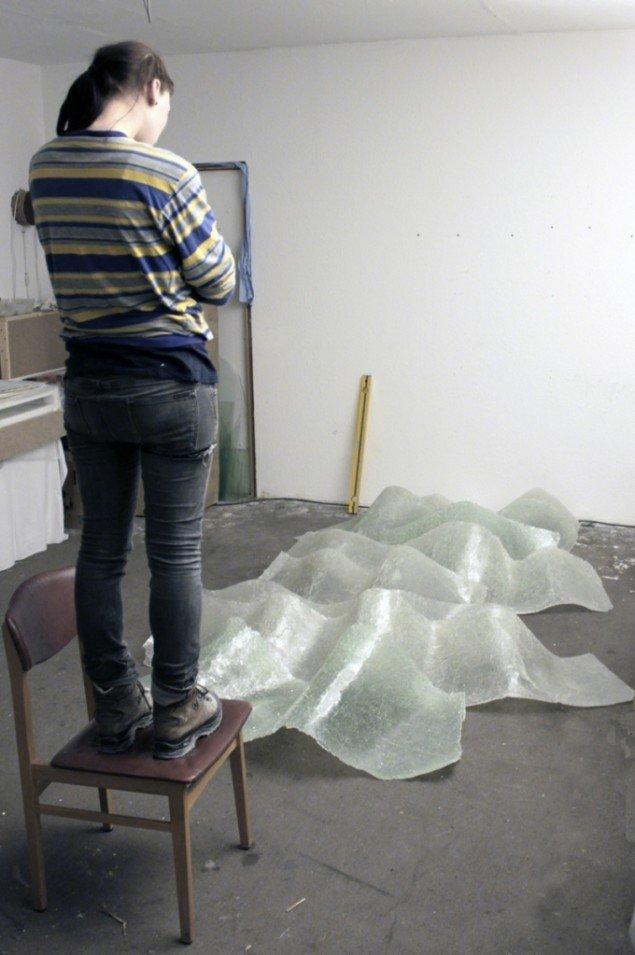 Anna Mlasowsky: Drift, 2012. Foto: Sven Claus, Fotografisch