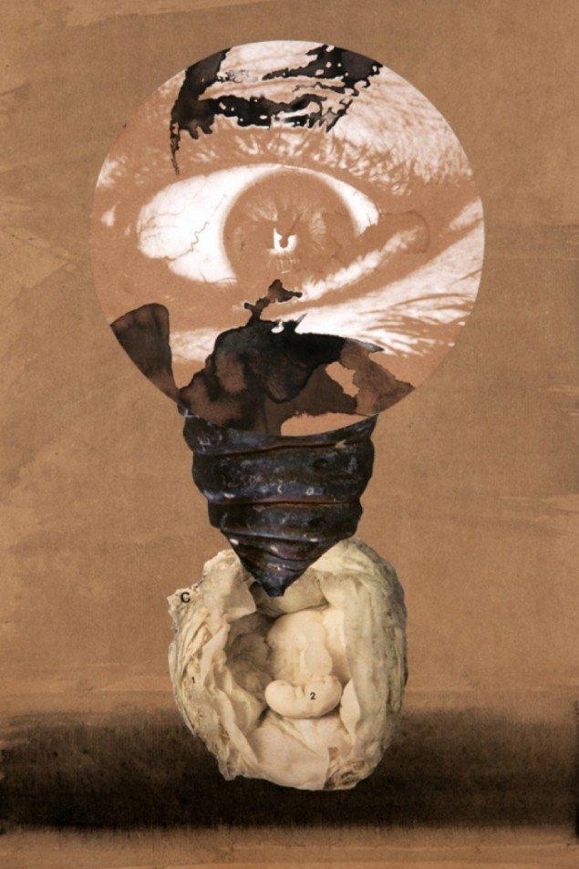 David Dellagi: The Umbilical Eye, 2012. Pressefoto