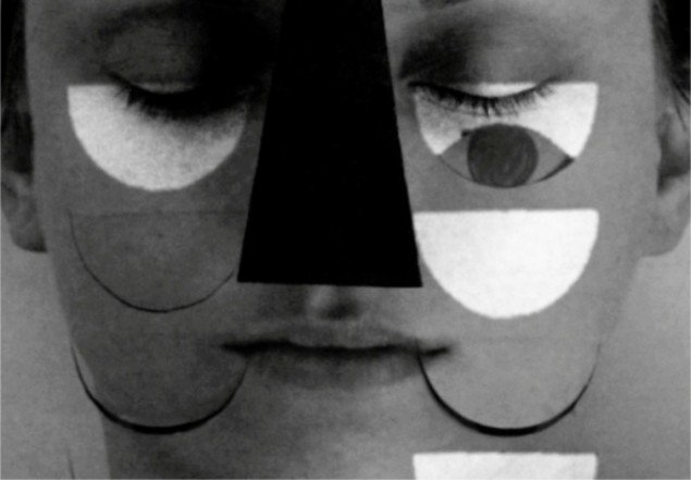 Rikke Benborg: Studie i masker og kostumer, 2012. Pressefoto