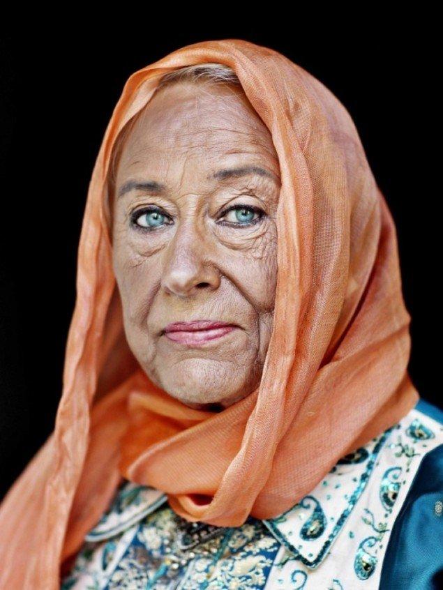 Lilibeth Cuenca Rasmussen: I want you under my skin (Else Marie Bukdahl), 2010. Pressefoto