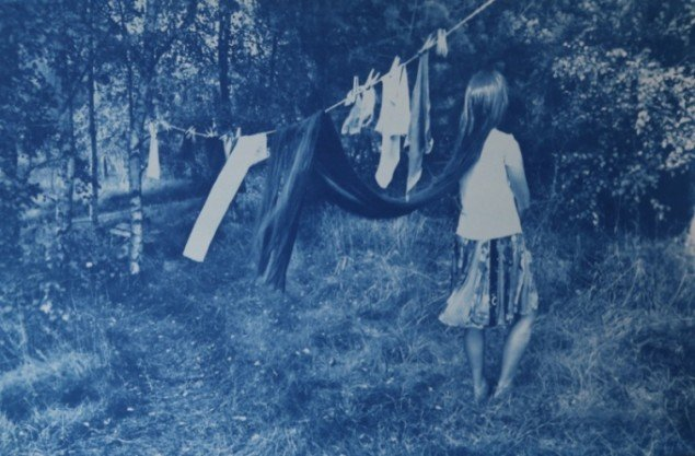 Mazja Hillestrøm: Uden titel, 2012. Pressefoto