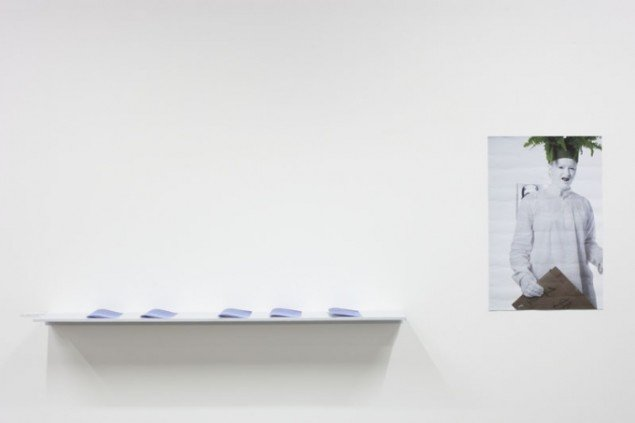 Stine Marie Jacobsen: The Consultant, 2010. Pressefoto