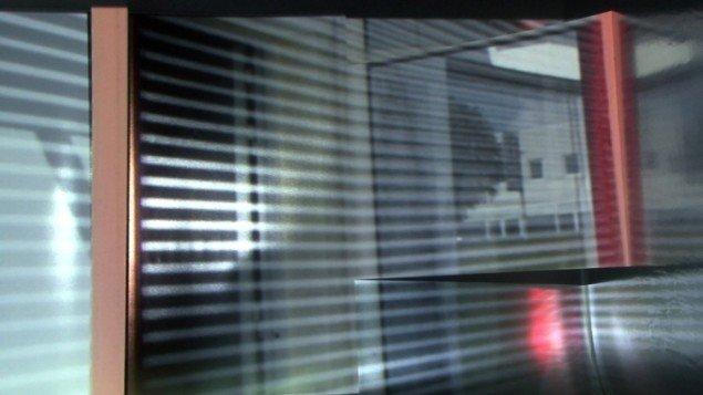 Opaque (sølv), 2012. Videoloop: 4:35 min. (Videostill). Courtesy: Galleri Susanne Ottesen.
