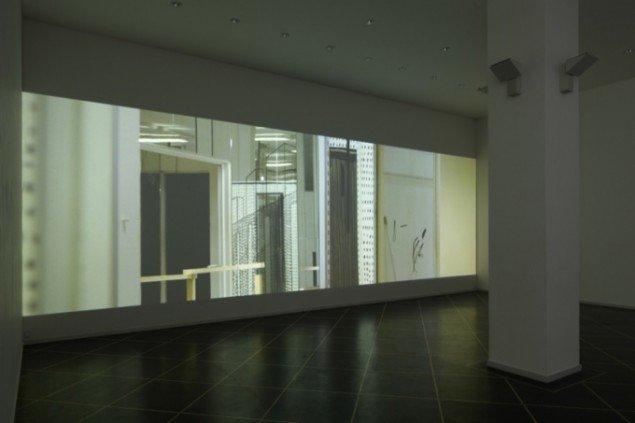 Opløsning II, 2010, 6:30 min. videoloop. Courtesy: Galleri Susanne Ottesen.