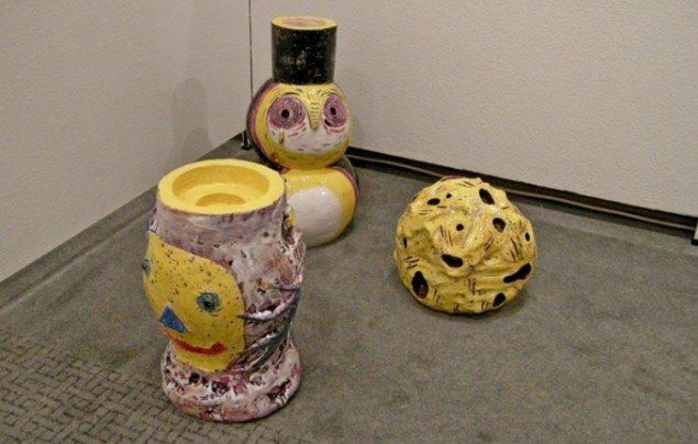 Keramik af Fie Norsker hos MOHS Exhibit
