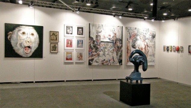 Stand 114 med V1 Gallery