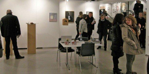 LARM Galleri med værker af blandt andet Tony Matelli