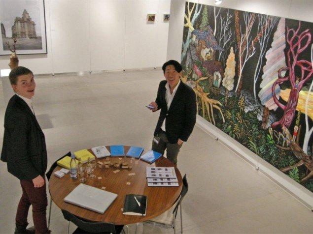 Galleri Christoffer Egelund havde valgt udelukkende at vise værker af den japanske kunstner Yuichi Hirako