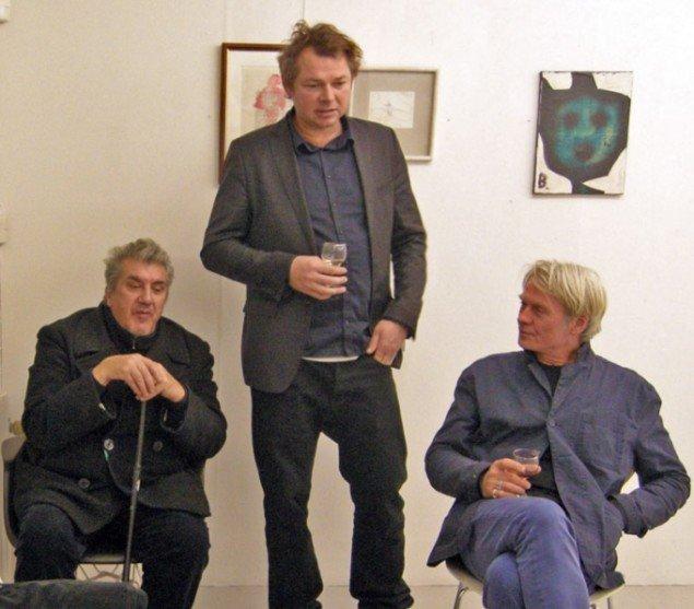 Trioen Jens Birkemose, Anders Brinch og Claus Rohland