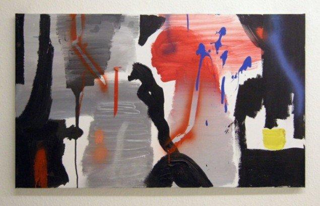 Maleri af Jens Birkemose